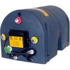 Sigmar marine boiler vervaardigd door quick