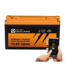 LIONTRON LiFePO4 12,8V 100Ah LX Smart BMS met Bluetooth