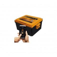 Liontron LiFePO4 12.8V 200Ah motor caravan Underseat Batterij LX Smart BMS with Bluetooth