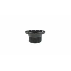 Adapter 60mm voor de Autoterm uitblaasroosters