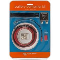 Victron Cyrix-ct 12/24V-120A battery combiner kit